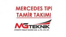 Mercedes Tipi Tamir Takımı